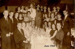 Class of 1960/Courtesy Ken Plum