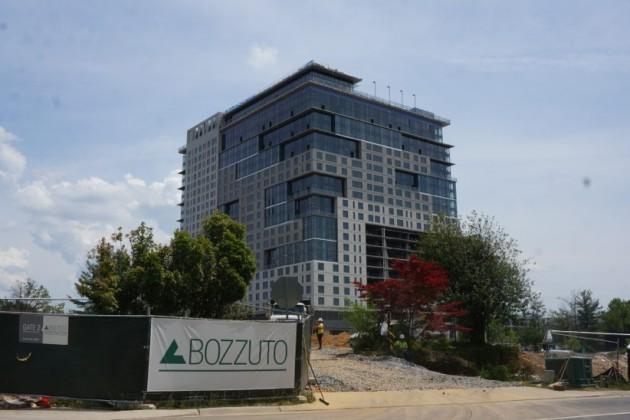 BLVD Apartments near the new Bozutto site