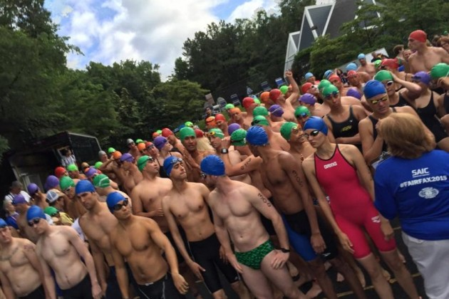 Ready for the WPFG Open Water Swim Sunday, June 28/Credit: Reston Association