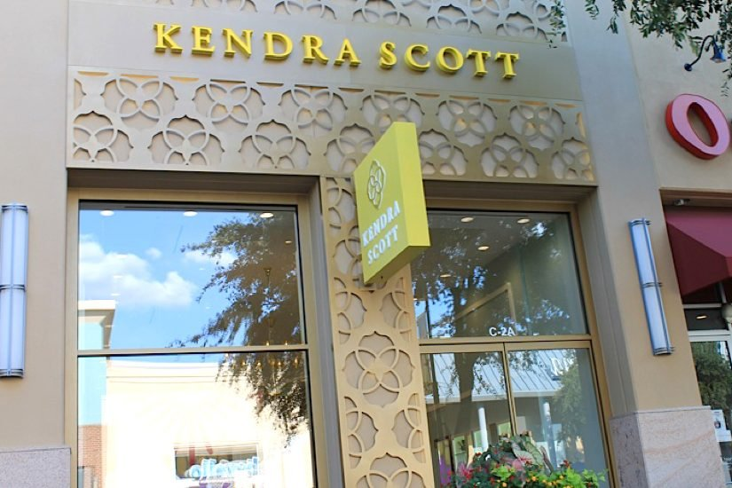 Coming soon kendra scott jewelry at reston town center wtop for Jewelry stores plano tx