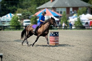 Riding competition at 4H Fair/Courtesy Fairfax County