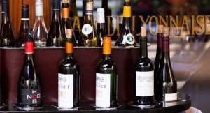 Wine at Mon Ai Gabi/Credit: Mon Ami Gabi