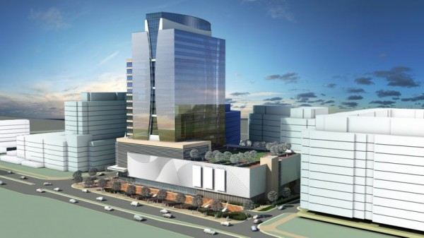 Rendering of 1760 Reston Parkway/Credit: RTC Partnership
