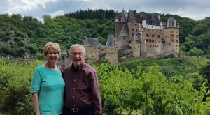 Jane and Ken Plum in Belgium/Ken Plum