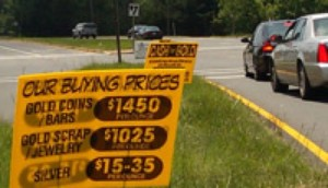 Median signs/Credit: Fairfax County