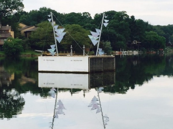 Public Art 'None the Same' on Lake Thoreau