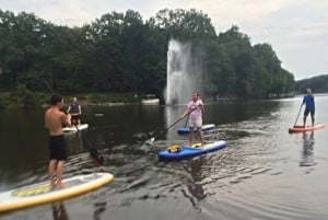 Standup Paddleboarding/Credit: Surf Reston via Facebook