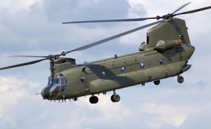 Chinook Helicopter/Wikimedia