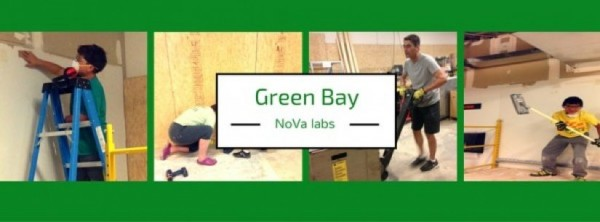 GreenBay at NoVa Maker Labs