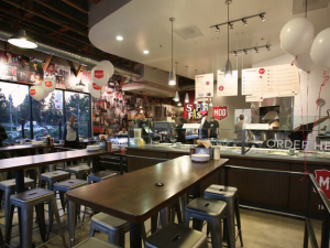 Mod Pizza in Irvine, Ca./Courtesy Mod Pizza