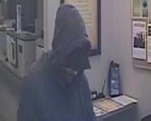 Suspect in Reston bank robbery/Credit: FBI