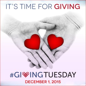 Giving Tuesday/Courtesy Giving Tuesday