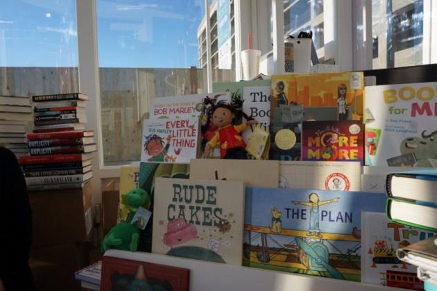 Children's books at Scrawl Books