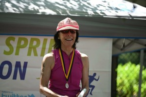 2015 Reaton Sprint Tri Award Winner/Credit: Reston Sprint Triathlon