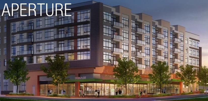 Genial Sneak Peek: Aperture Apartments Near Reston Station