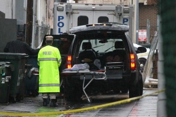 Crime scene in Adams Morgan/Credit: Tim Regan