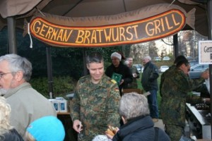 Christkindlmarket/Courtesy German Armed Forces