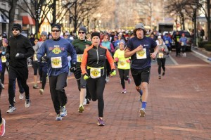 New Year's Day 5K 2015/Courtesy: PR Running Flickr