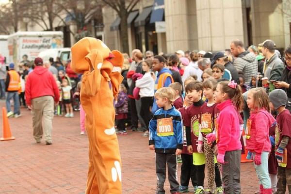 Gingerbread Man Mile/Courtesy PR Races