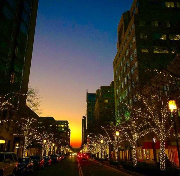 Reston Town Center/Photo by maygoren via Instagram