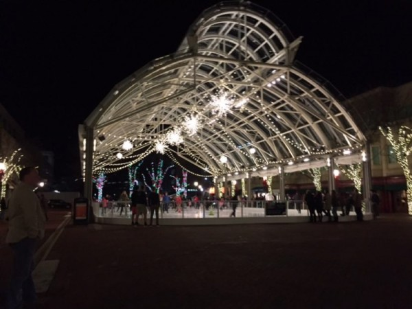 Reston Town Center Skating Pavilion