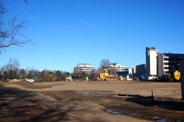 Former Chili's site cleared for new construction