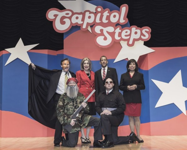 Capitol Steps/Courtesy Capitol Steps