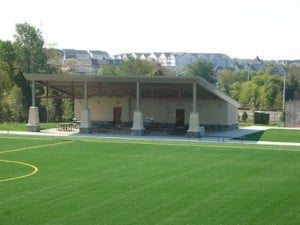 Arrowbrook Centre in Herndon is a turf field/Credit: Fairfax County