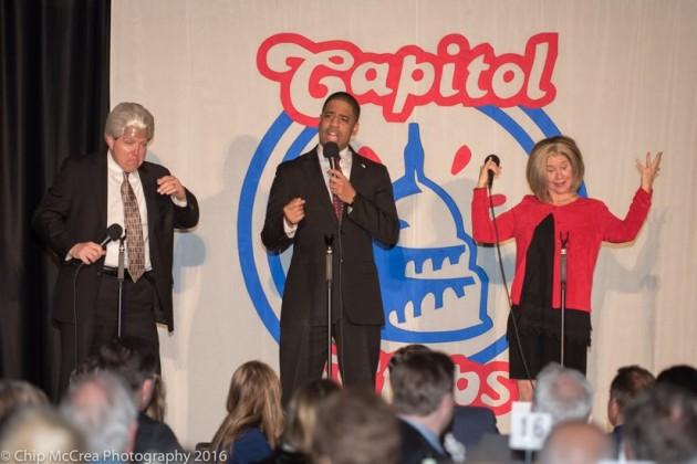 Capitol Steps Cornerstones benefit/Credit: Chip McCrea