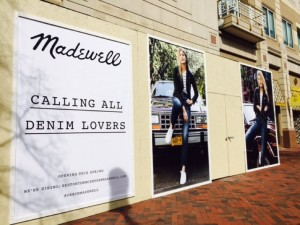 Madewell at Reston Town Center