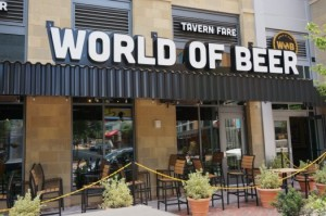 WORLD OF BEER RESTON