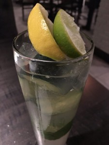 NYAJ cucumber and mint spritzer/Hannah H. on Yelp
