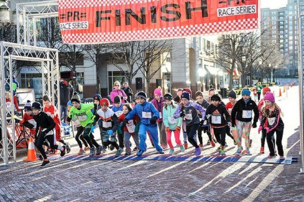 2015 Mighty Mile at Reston Town Center/Potomac River Running