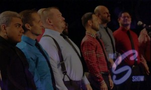The S Show/Gay Men's Chorus vis Facebook