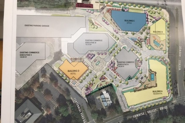 Vornado plans for south side of Wiehle-Reston East
