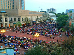 Reston Concerts on the Town/Courtesy Reston Town Center