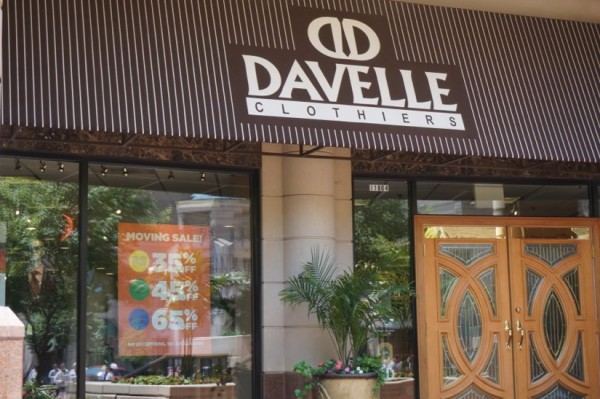 Davelle Clothiers