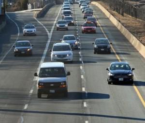 I-66 traffic/ARLnow