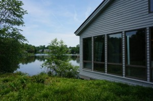 New Lake House