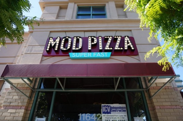 MOD Pizza at Plaza America