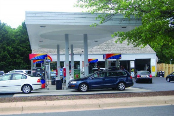 Sunoco at South Lakes Village Center/file photo