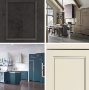 Cabinet finishes/Credit: Masterbrand