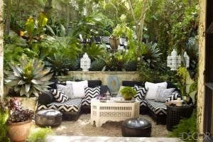 Outdoor garden/Anna Gibson