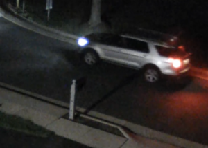 Car suspected in tire thefts/FCPD