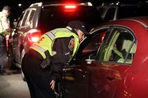 Sobriety checkpoint/FCPD