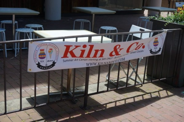 Kiln & Co. Pop Up