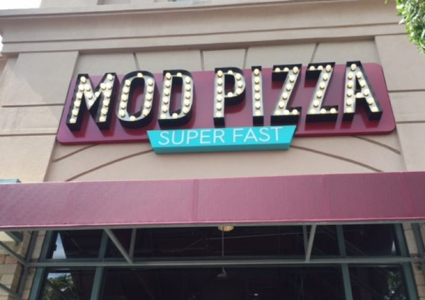 MOD Pizza in Reston