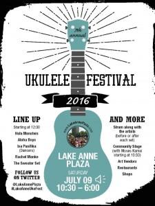 2016 Ukulele Festival