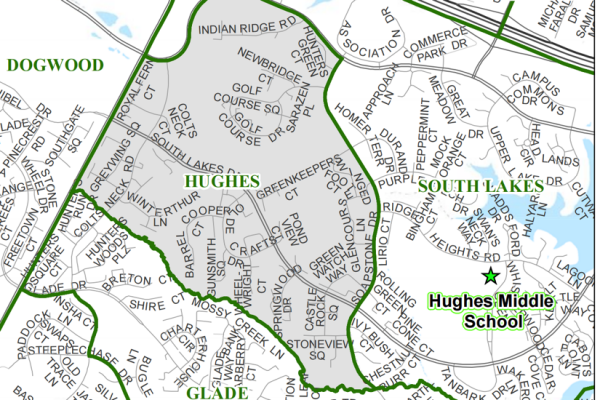 Hughes district/Credit: Fairfax County