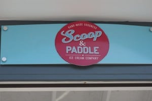 Scoop and Paddle at Urban Pop